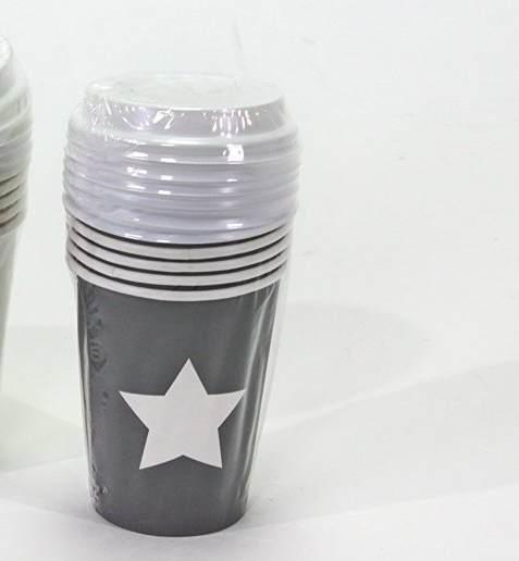 kaffeebecher to go mit deckel 6 st ck gretagemuetlich. Black Bedroom Furniture Sets. Home Design Ideas