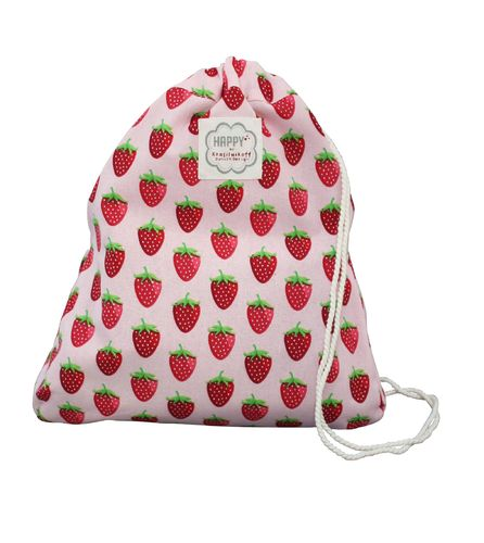 Krasilnikoff Bag/Tasche Strawberry Pink
