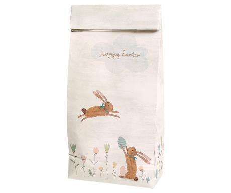 Maileg Gift Bag-Happy Easter Field-Small