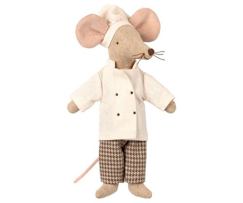 Maileg Mouse Chef/Koch